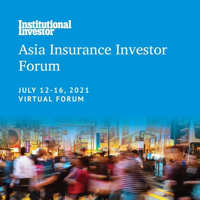 アジア保険投資家フォーラム【Institutional Investor】