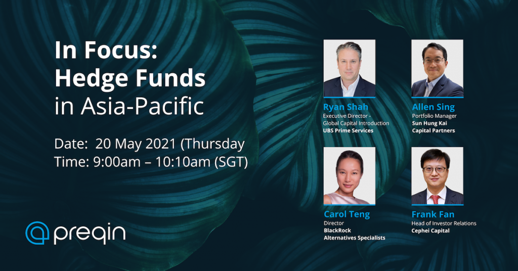 Preqin In Focus: Hedge Funds in Asia-Pacific